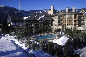 pet friendly hotel in whistler
