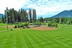 dog park in whistler canada